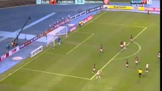 Flamengo 3 x 3 Internacional - Campeonato Brasileiro Série A 2012 - 26/05/2012 - Jogo Completo