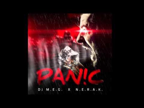 DJ M.E.G. & N.E.R.A.K. - PAN!C (Preview)
