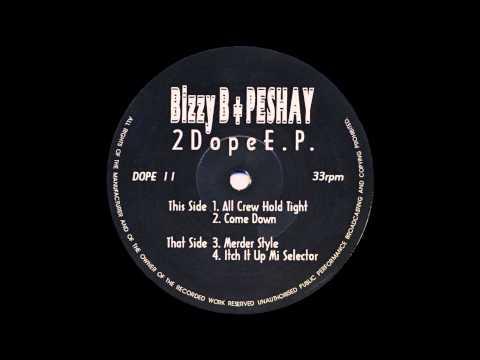 Bizzy B + Peshay - Merder Style (1993)