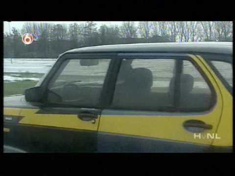 Saab Suppory Convoy Netherlands, SBS6 Hart van Nederland Television!