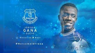 Idrissa Gana Gueye - Welcome to Everton! - Aston Villa - Amazing Skills,Tackles, Passes - 2016 HD