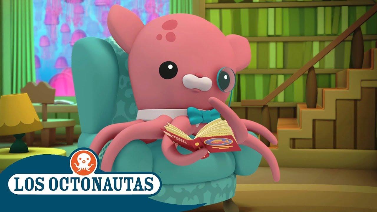 Los Octonautas Oficial en Español - Diferentes tipos de criaturas marinas | Compilación