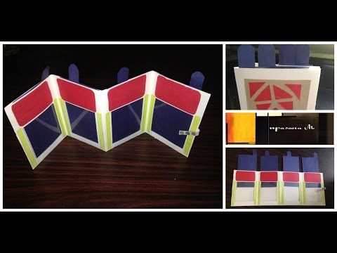 DIY project ideas: Pop-up card | by upasana M.