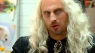 Нагиев в роли Графа Дракулы. Сериал Кухня. 4 сезон