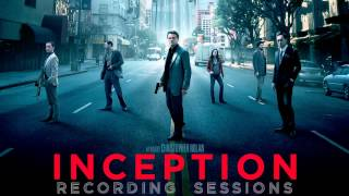 Inception: Recording Sessions - 23. Insert