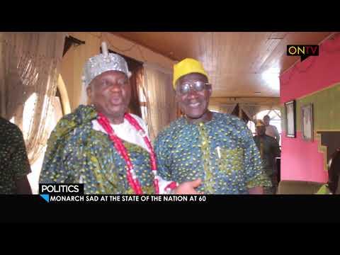 Download OBA GBOLAHAN TIMSON, THE JAGUNMOLU OF SHOMOLU-BARIGA SPEAKS ON THE STATE OF THE NATION