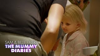 Nelly Doesn't Want to Go To Sleep | The Mummy Diaries