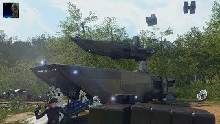 Star Wars Battlefront II - Galactic Assault Gameplay