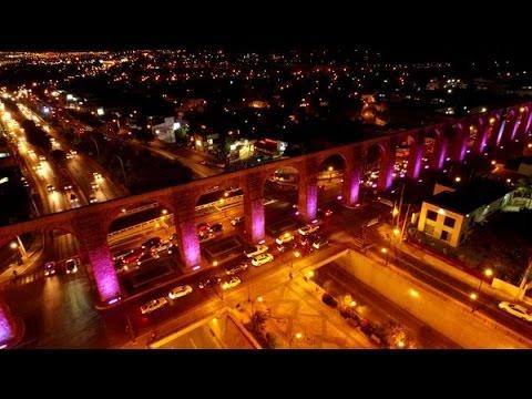 La Ciudad de Queretaro 2018 y la mas visitada de MEXICO