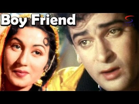 BOY FRIEND - Shammi Kapoor, Madhubala