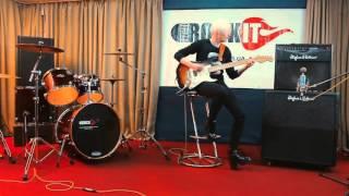 Преподаватель по классу гитары Rockit School Ирина Лукьянчук