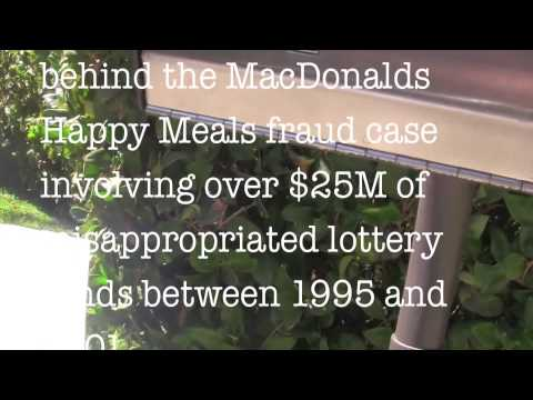 Allan Brown, SMS Marketing, MacDonald's Monopoly Fraud, Under Investigation
