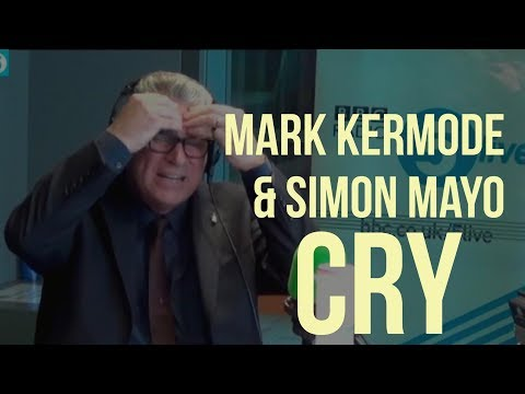 Mark Kermode & Simon Mayo fight back tears reading an email about Toy Story 3 (BBC Five Live)