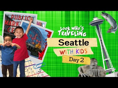 Seattle Center/Space Needle/Chihuly/EMP (Things to do in Seattle With Kids):Look Who's Traveling