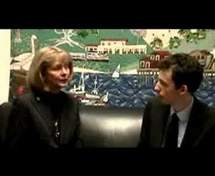 Rep. Lois Capps Cal Poly Focus the Nation Interview