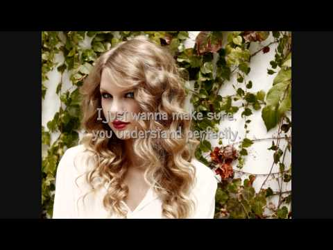 Taylor Swift - Girl at home (With Lyrics)