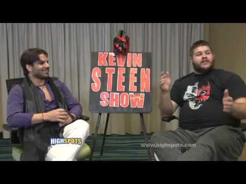 Kevin Owens On Austin's Entrance