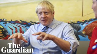 Boris Johnson Claims He Is And39confidentand39 Eu Will Shift Its Position On Backstop