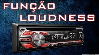 Função Loudness aparelho pioneer veja o que ela faz!!! LOUDNESS 検索動画 21