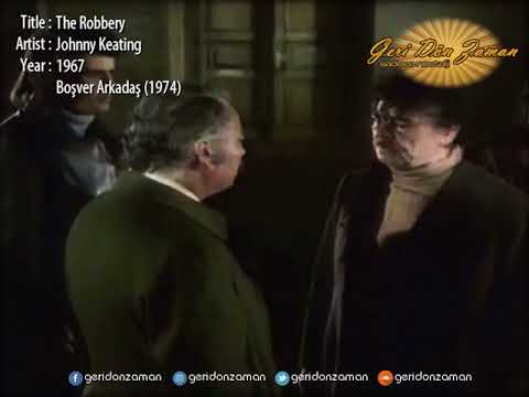 Various Artists - The Robbery (1967) | Yeşilçam Film Müzikle