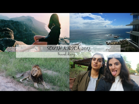 SOUTH AFRICA 2017 | Travel Diary