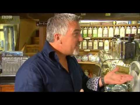 Paul Hollywood Pies & Puds - Oldest Sweet Shop - Liquorice Pudding