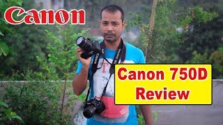Canon EOS 750D Review।। Canon EOS Rebel T6i Review Photovision