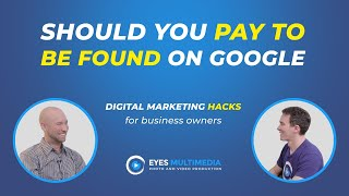 Should you pay to be found on Google?