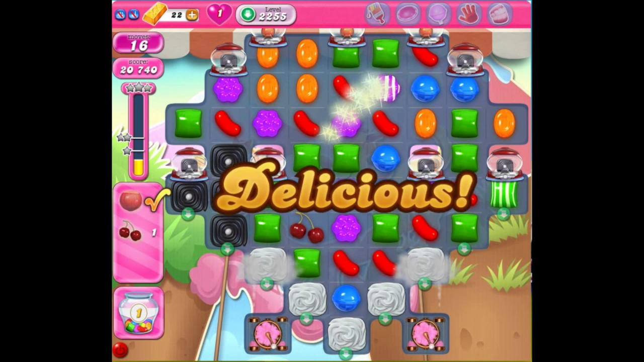 Level on candy the crush highest What Is
