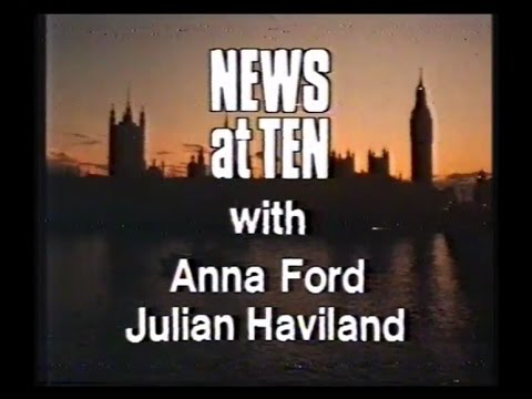 Thames - News at Ten, Adverts & Continuity - 1980