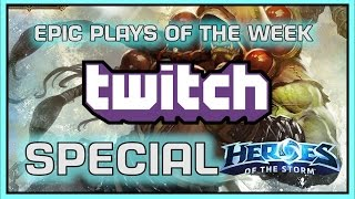 Heroes of the Storm: Twitch Special Moments #2