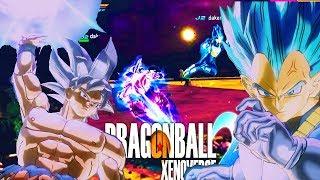 😱 EL MEJOR EQUIPO GOKU MUI y VEGETA SSBE!😱 2 vs 2! Dragon Ball XENOVERSE 2