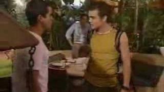 Enfrentamientos entre Miguel y Tomas - Rebelde - RBD