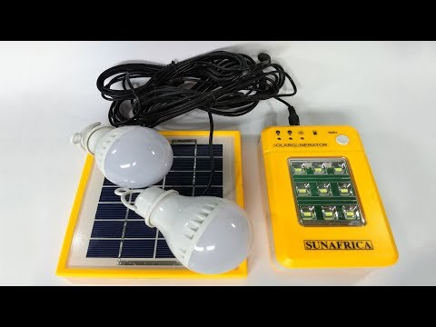 Kit de Energia Solar por R$ 89,00