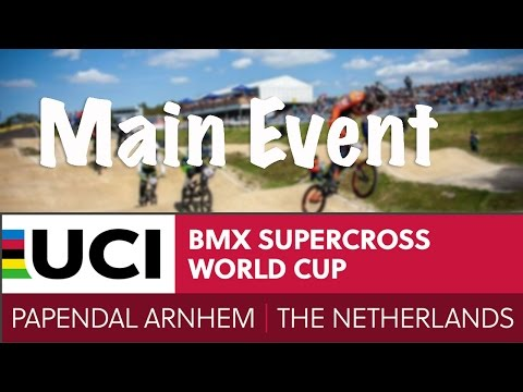 2016: Papendal, The Netherlands - Main Event (Live feed replay)