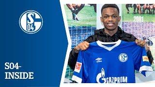 Matondo unterschreibt auf Schalke
