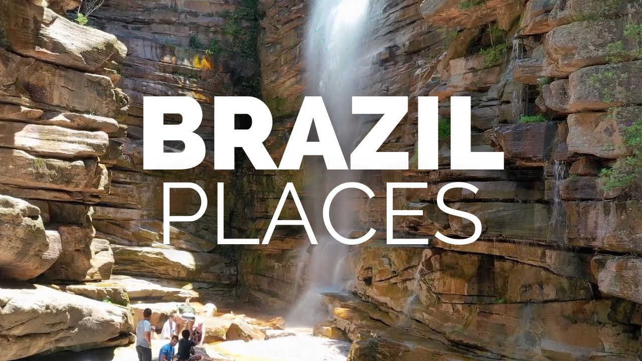 Download 10 Best Places to Visit in Brazil - Travel Video