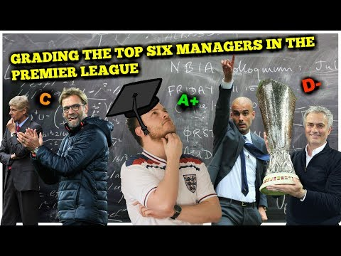 MOURINHO NOT GOOD ENOUGH? Grading the top 6 Premier League managers