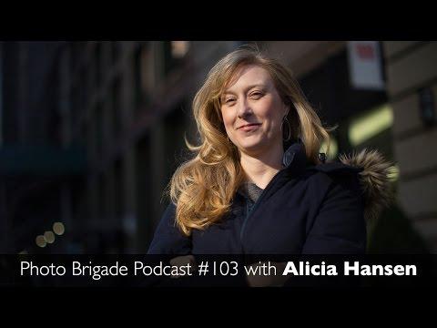 Alicia Hansen - NYC SALT - Photo Brigade Podcast #103