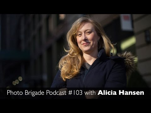 Alicia Hansen - NYC SALT - Photo Brigade Podcast #103