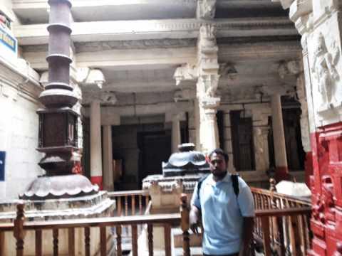 Adhi Thiruvarangam - sathya's visit