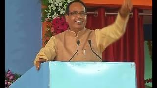 PM Shri Narendra Modi addresses 'Shaurya Samman Sabha' in Bhopal, Madhya Pradesh