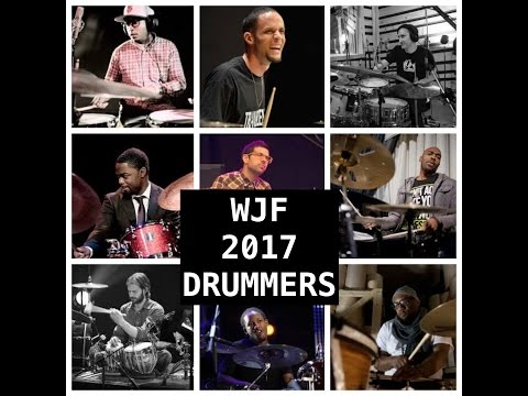 The Drummers of the NYC Winter Jazz Fest 2017