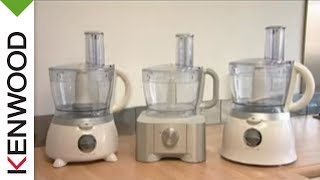 Kenwood Multipro Fp920 | Food Processor | Video Del Prodotto (italia)
