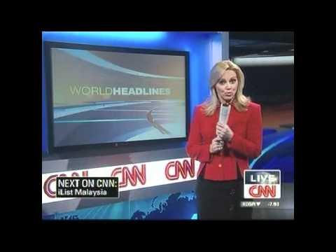CNN's Rosemary Church on Christmas Eve 2010