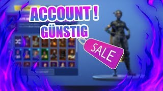 Sale Fortnite Season 1 Account (DESCRIPTION READ)