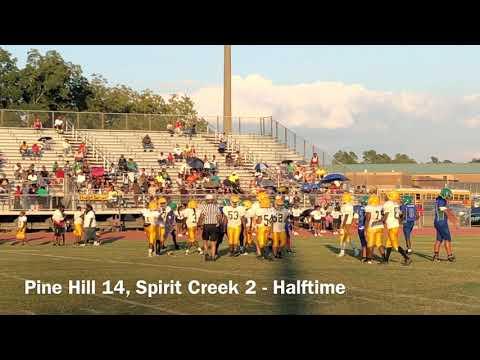 Spirit Creek MS 28, Pine Hill MS 26 - Full Highlights