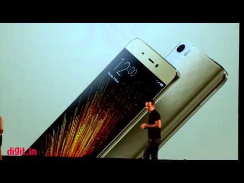 Xiaomi Mi5 India Launch Keynote