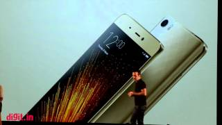 Xiaomi Mi5 India Launch Keynote | Digit.in