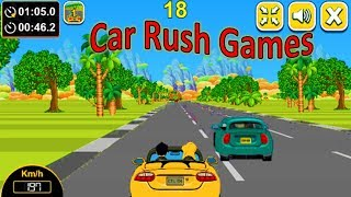 Car Rush Games -  Gamingspot Car Racing Games